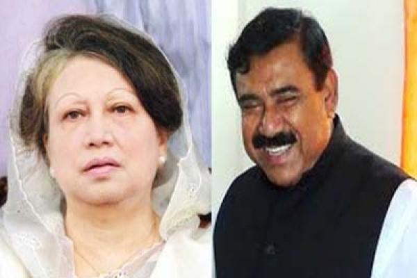 রাজনীতির সূত্রটা জানেন না খালেদা : শাহজাহান খান