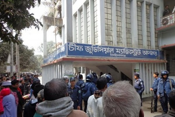চাঁপাইনবাবগঞ্জে ডেইলি স্টার সম্পাদকের বিরুদ্ধে মামলা