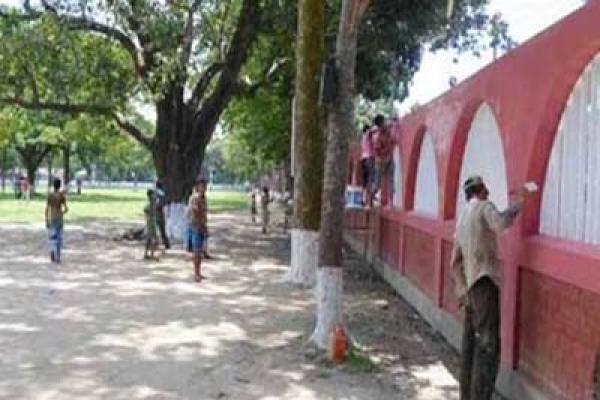 শোলাকিয়ায় বোমা হামলা, পুলিশ নিহত