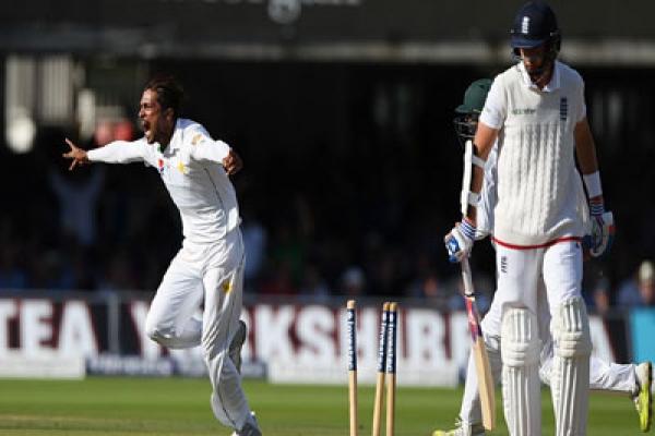 ইংল্যান্ডকে ৭৫ রানে হারালো পাকিস্তান