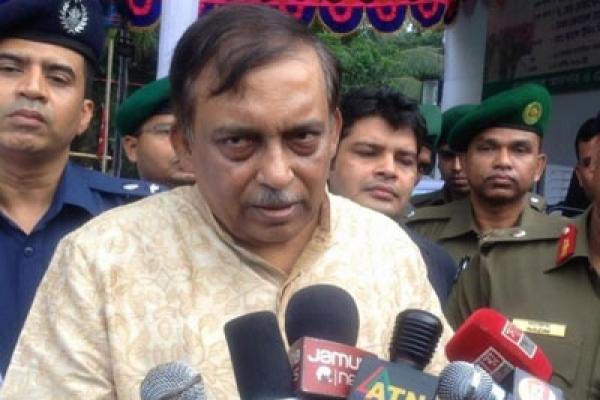 চুনোপুঁটি-রাঘববোয়াল গডফাদার বুঝি না, অপরাধীরা ধরা পড়বেই : স্বরাষ্ট্রমন্ত্রী
