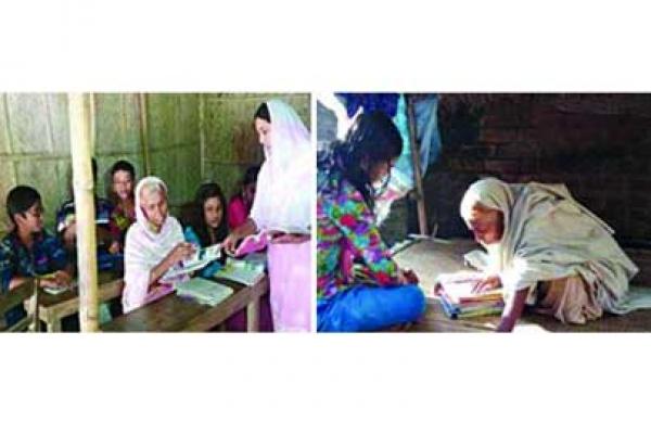 এবারের পিএসসিতে পরীক্ষা দিবেন ৬৫ বছরের বৃদ্ধা
