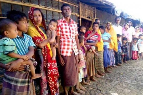 মিয়ানমারে ফেরত যেতে চান না রোহিঙ্গারা