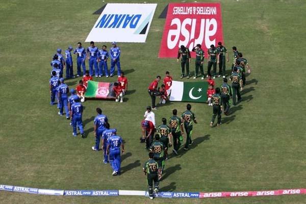 পুরো আফগান ক্রিকেট দলকে ভিসা দিল পাকিস্তান, অবশেষে মাঠে গড়াচ্ছে খেলা
