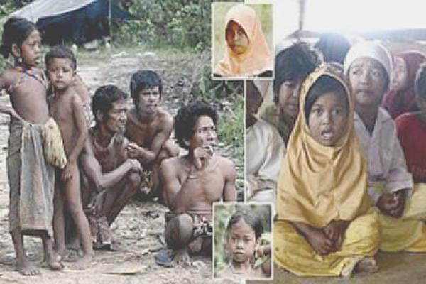 ইসলাম ধর্ম গ্রহণ করলো ইন্দোনেশিয়ার নোমাডিক উপজাতি