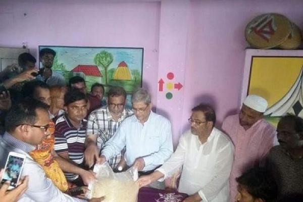 সুপ্রিম কোর্টের রায় নিয়ে রাজনীতি করছে সরকার: মির্জা ফখরুল