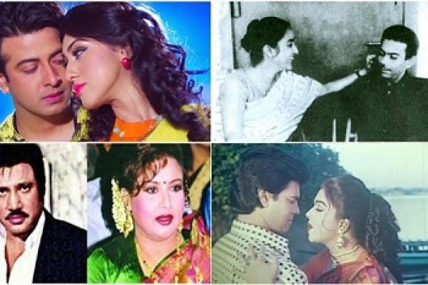 বাংলা চলচ্চিত্রে শাকিব-অপু ছাড়াও আরো আলোচিত ডিভোর্স