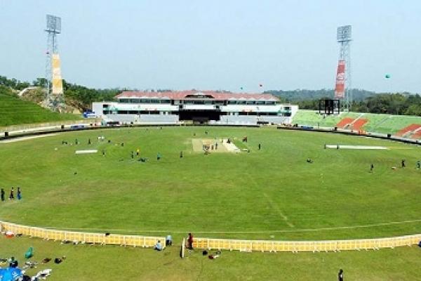 নয়নাভিরাম সিলেট স্টেডিয়ামে শ্রীলঙ্কার বিপক্ষে টি-টোয়েন্টি খেলবে বাংলাদেশ
