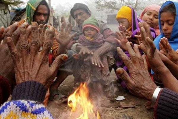 সর্বনিম্ন তাপমাত্রা চুয়াডাঙ্গায়- তীব্র শীতে কাঁপছে মানুষ!