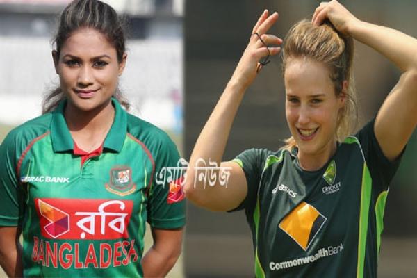 বিশ্বের সেরা ১০ সুন্দরী নারী ক্রিকেটারের মধ্যে বাংলাদেশি জাহানারা