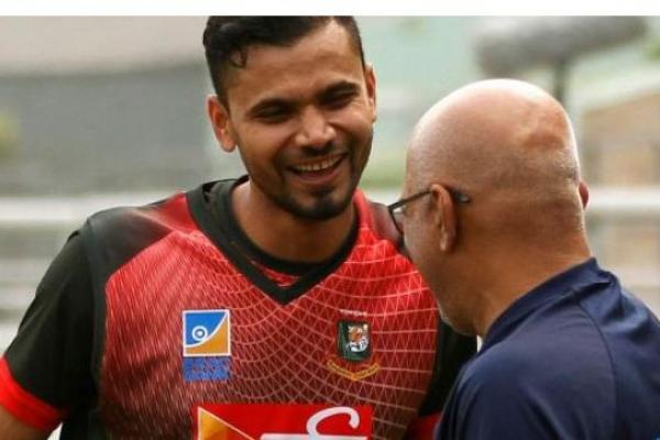 বাংলাদেশ ভালো করুক, ক্রিকেটারদের শুভকামনা জানাই: হাতুরু