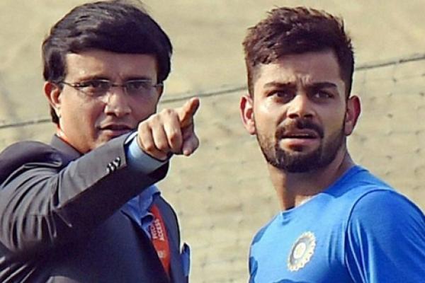 ভারতীয় ক্রিকেটের পতাকা বাহক কোহলি: সৌরভ