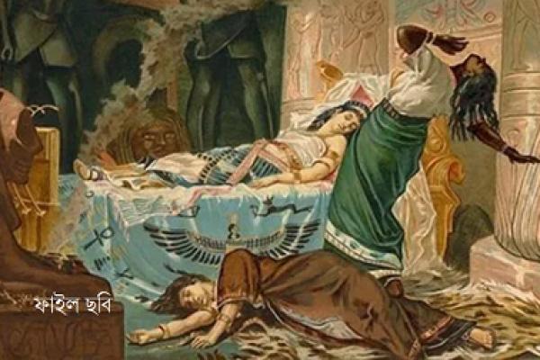 হযরত ওমর (রা:) যেভাবে সুন্দরী মেয়েদের বলির হাত থেকে রক্ষা করেছিলো