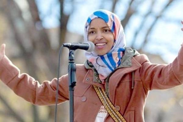 'আমিই মার্কিন কংগ্রেসে প্রথম হিজাবধারী মুসলিম নারী'