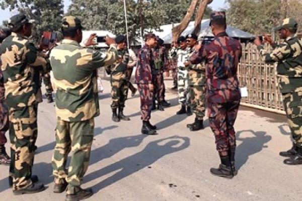 বাংলাদেশের কাছে দুঃখ প্রকাশ করল ভারতীয় সীমান্তরক্ষী বাহিনী