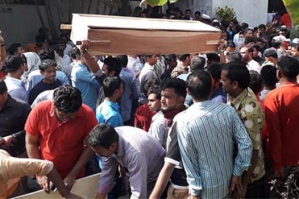 চকবাজার অগ্নিকাণ্ডে নিহতদের ৩৪ জনই নোয়াখালীর