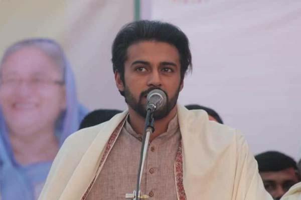ইন শা আল্লাহ আমি আমার প্রতিশ্রুতি রক্ষা করবো : শেখ তন্ময়