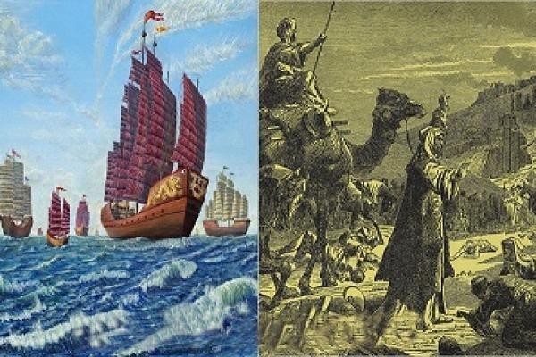 ক্যাপ্টেন কুকের ৬শ বছর আগেই অস্ট্রেলিয়া আবিষ্কার করে মুসলিমরা!