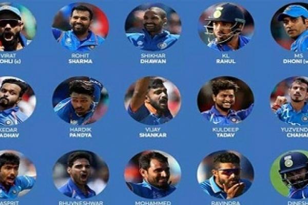 ভারতীয় ক্রিকেট দলের ১৫ জনের মধ্যে ১৩ জনের গালভর্তি দাড়ি! কিন্তু কেন?