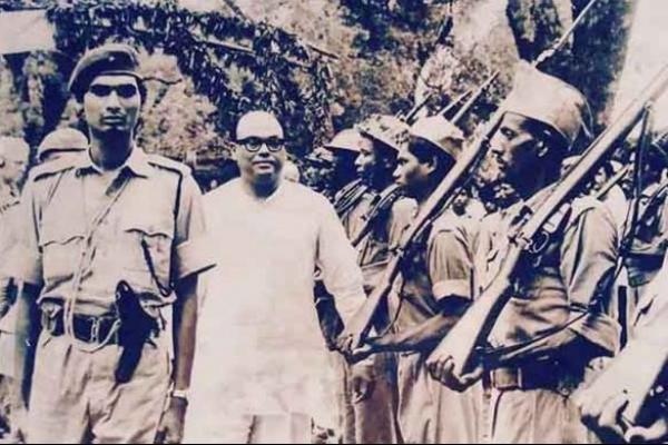 ১৯৭১ সালে যেভাবে শপথ নিয়েছিল মুজিবনগর সরকার