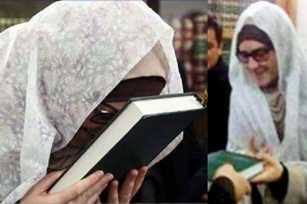 ব্যাপক গবেষণা ও নবি-রাসুলদের জীবনাচার পড়ে ইতালির নারী মনোবিজ্ঞানীর ইসলাম গ্রহণ