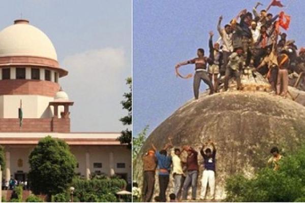 বাবরি মসজিদের স্থলে নির্মিত হবে মন্দির: ভারতের সর্বোচ্চ আদালতের রায়