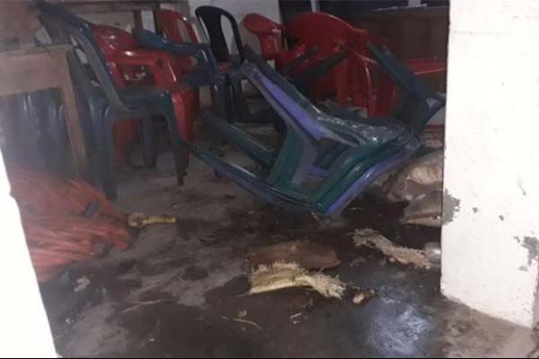 ব্রেকিং নিউজ: খুলনায় আওয়ামী লীগ অফিসে বো'মা বি'স্ফো'রণ