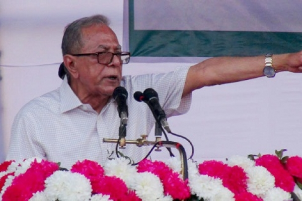 ভালা আম না পাঠাইলে লিটন বাবাজির খবর আছে: রাষ্ট্রপতি