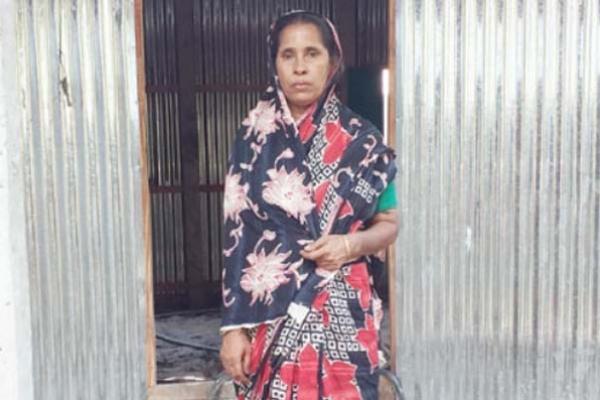 'আমরা নতুন ঘর পেয়েছি, শেখ হাসিনা পাবেন বেহেস্ত'