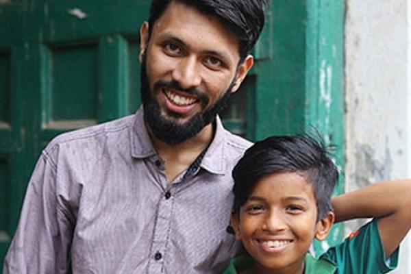 সেই 'গাল্লি বয়' রানা মৃধার পড়াশোনার খরচ বহন করবে সরকার