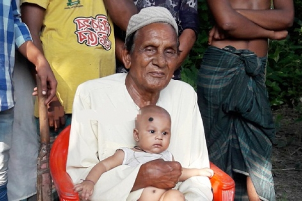বৃদ্ধাশ্রমটি বঙ্গবন্ধু শেখ মুজিবুর রহমানের নামে করতে চাই: তোতা মিয়া