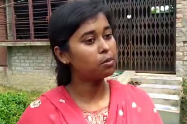 'পলাতক স্বামীকে' ভারতে গিয়ে ধরলেন বাংলাদেশি তরুণী