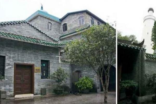চীনের ১৩০০ বছরের প্রাচীন 'হুয়াইশেং মসজিদ'