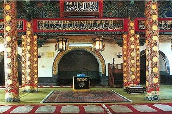 চীনে ১৩০০ বছরের প্রাচীন মসজিদ এখনো অক্ষত!