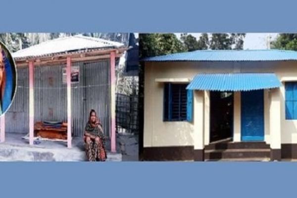 খুশিতে কাঁদলেন হতদরিদ্ররা, বললেন শেখ হাসিনা আজীবন ক্ষমতায় থাকুক