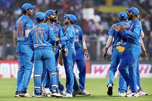 টি-২০ ক্রিকেটে রেকর্ড গড়ে সিরিজ জিতলো ভারত