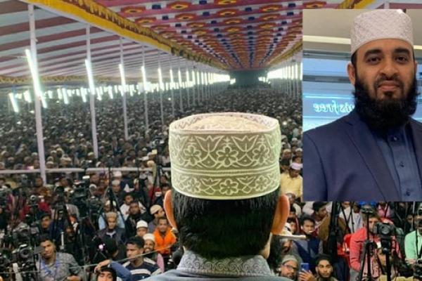 হে আরশের মালিক, শেষ পর্যন্ত যেন ল'ড়ে যেতে পারি তোমার কোরআনের জন্য: আজহারী