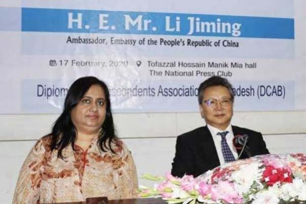 বাংলাদেশ-মিয়ানমারের সমস্যা স্বামী-স্ত্রীর ঝগড়ার মতো: চীনা রাষ্ট্রদূত