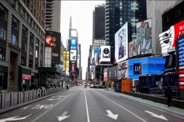 শুধু নিউইয়র্ক নয়, পুরো যুক্তরাষ্ট্রকে করোনা ভাইরাস অসহায় করে দিয়েছে
