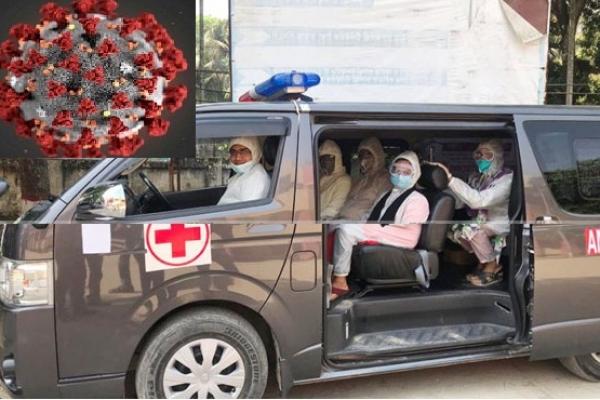 করোনা: এবার রাজবাড়ীতে রোগীদের বাড়ি গিয়ে সেবা দিচ্ছেন ডাক্তাররা