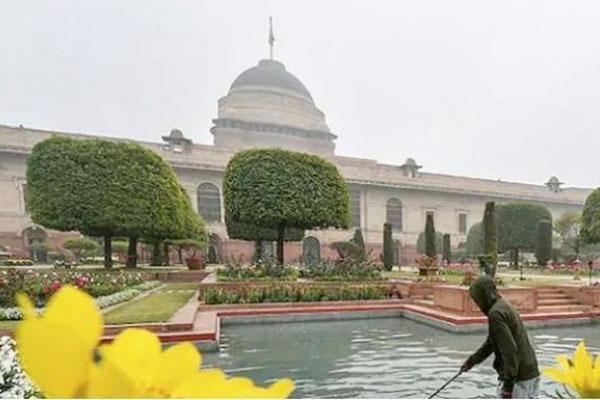 করোনার হা'না এবার ভারতের রাষ্ট্রপতি ভবনেও, কোয়ারেন্টাইনে ১০০ জন