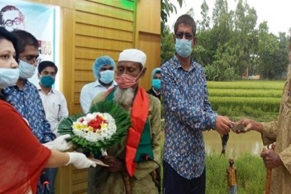 ভিক্ষা করে জমানো টাকা দান করে দেওয়া নাজিমুদ্দিনকে নতুন ঘর দেবেন প্রধানমন্ত্রী