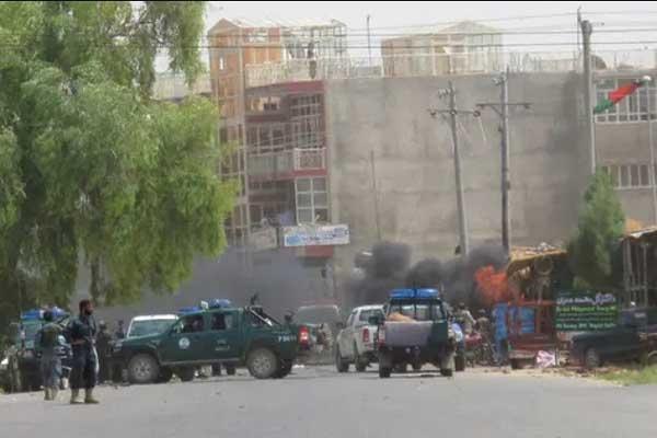 করাচির স্ট'ক এ'ক্সচে'ঞ্জের পর আফগানিস্তানে ভ'য়'ঙ্ক'র বি'স্ফো'রণ, ২৩ জনের মৃ'ত্যু