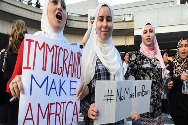 মার্কিন ইতিহাসে প্রথম 'মুসলিম নাগরিক আইন'