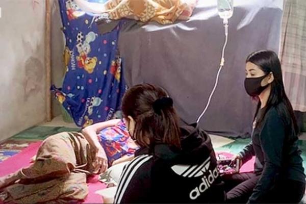 ভালো লাগায় ৮০ বছরের নারীকে ধ'র্ষ'ণ করলো ল'ম্প'ট