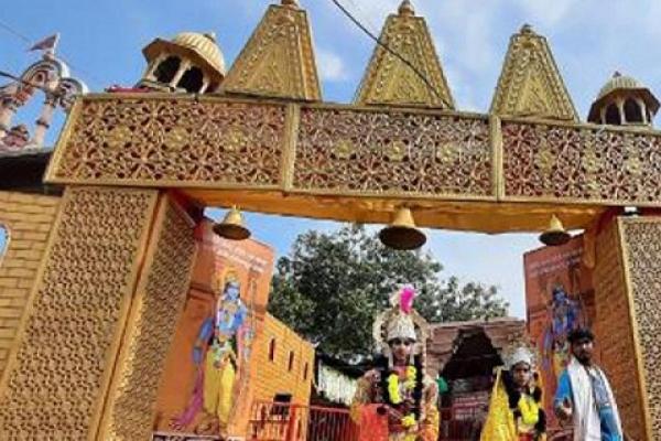 আজ অযোধ্যায় রাম মন্দিরের ভি'ত্তিপ্রস্তর স্থাপন, থাকবেন মোদি