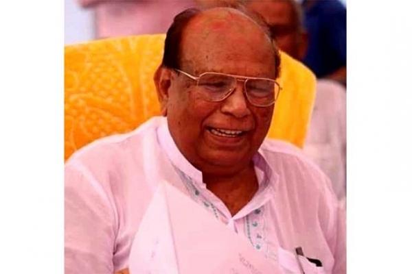 সাবেক পানিসম্পদ মন্ত্রী রমেশ চন্দ্র সেন করোনায় আক্রা'ন্ত