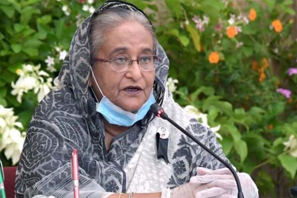 পাকিস্তানি সেনাবাহিনীর বিরুদ্ধে জিয়াউর রহমান কখনো গুলি চালিয়েছে, এ রকম নজির নেই : প্রধানমন্ত্রী