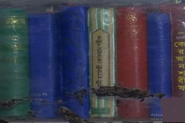 নারায়ণগঞ্জে মসজিদে ভ'য়াব'হ বি'স্ফোরণের মাঝেও অক্ষত পবিত্র কোরআন