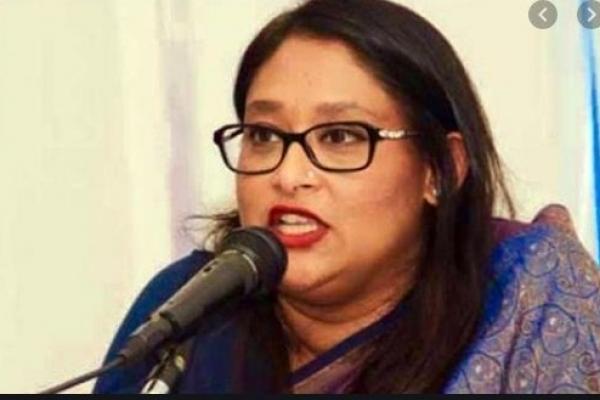 নারীদের সম্মান করতে হবে, সম্মান দেয়া শিখতে হবে: সায়মা ওয়াজেদ